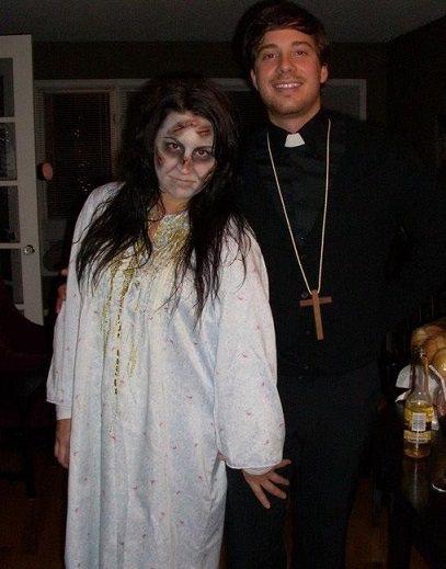 Halloween: Parejas de miedo - ANTE LA DUDA