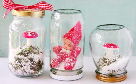 como hacer detalles navideos para regalar