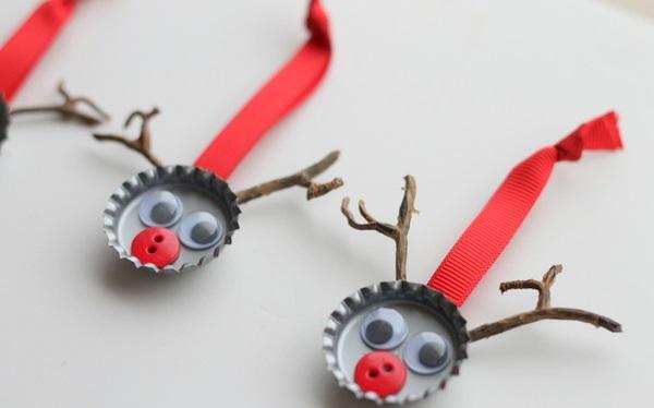 Crea tus propios adornos navideos para el rbol ANTE LA DUDA